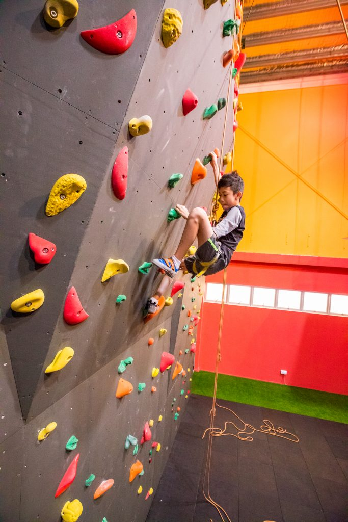 rock climbing for adults in singapore